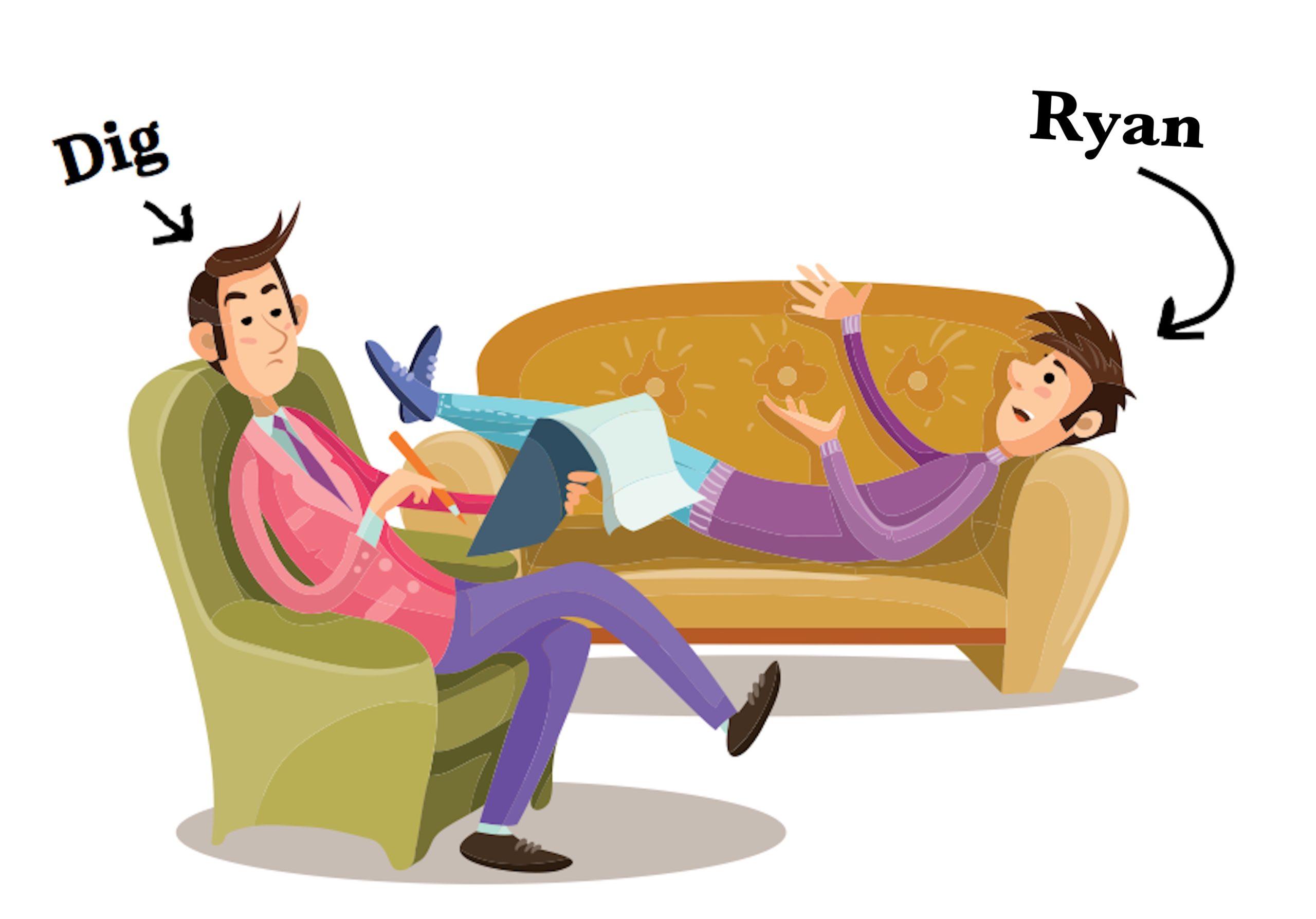 Sexologisk case: Kan du hjælpe Ryan?