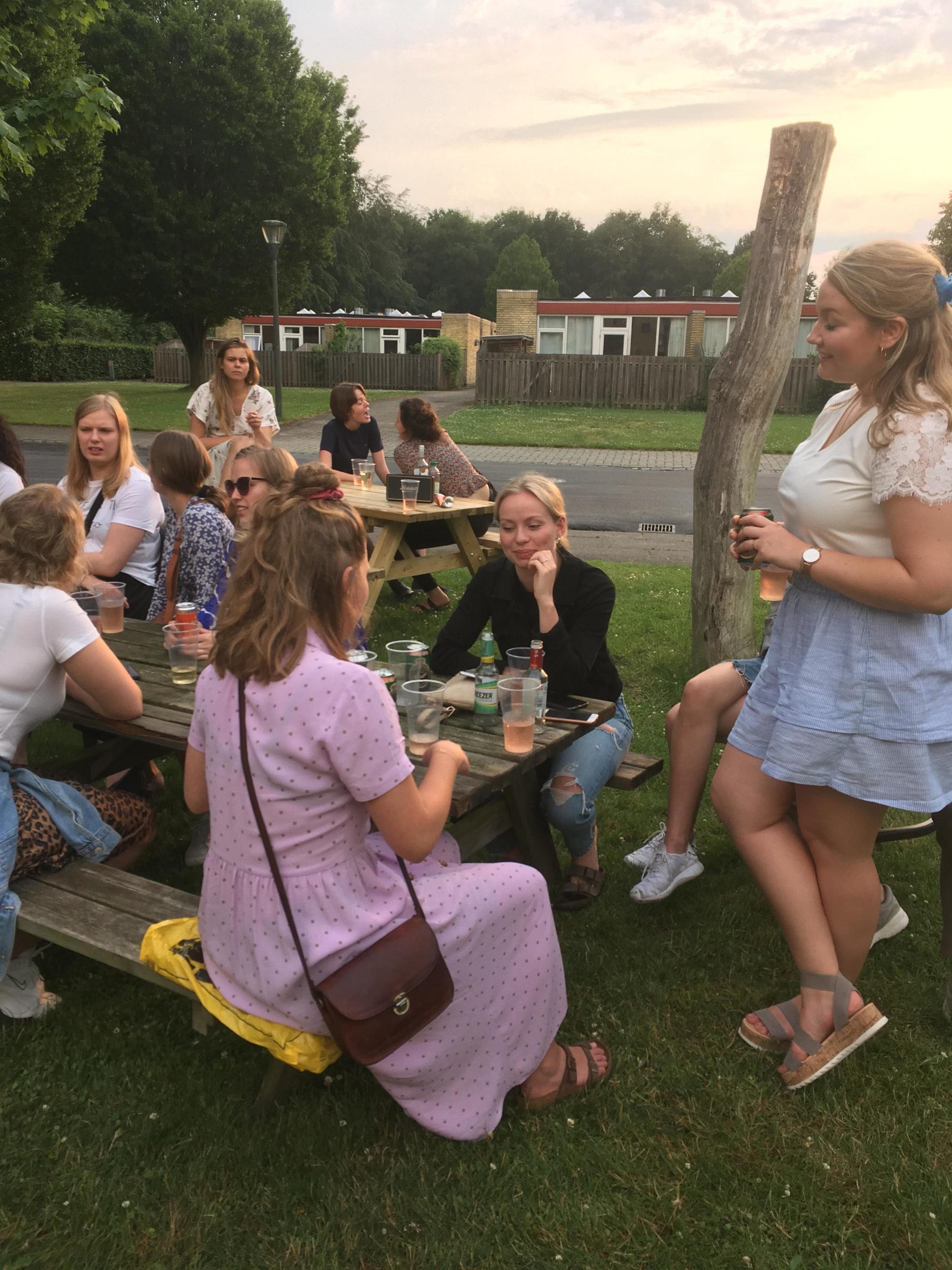 Sociale arrangementer i Hygia