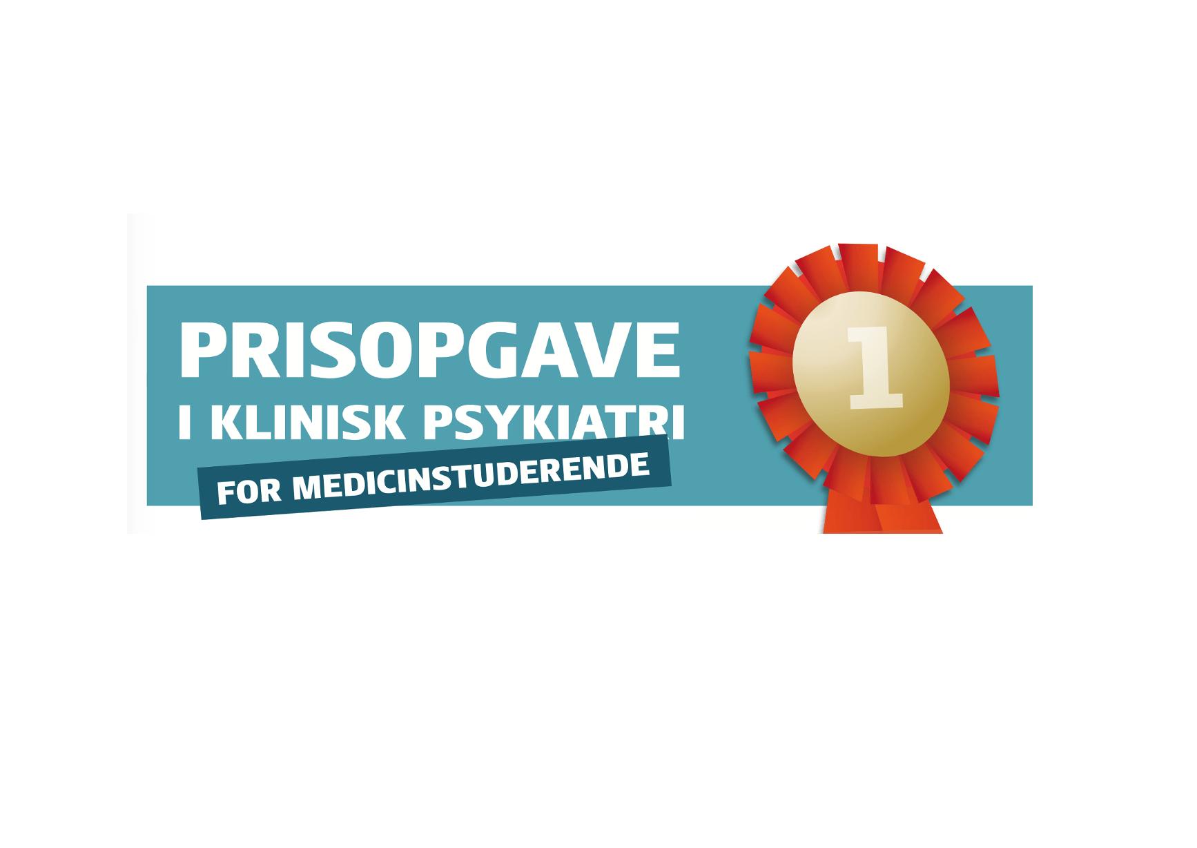 Konkurrence: Prisopgave i klinisk psykiatri