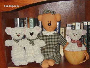 Honey Bear and Friends