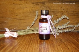 Lavender Infused Oil fma