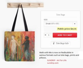 tote bag - see Redbubble link