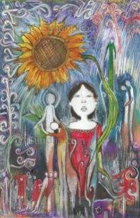 Among Wildflowers