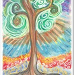 Tree Rainbow SOLD