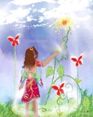 glory-child-flower
