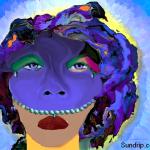 Jeweled Mask - Digital - UNavailable