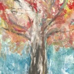 Fall Tree - available