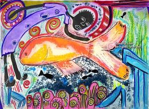 A Fish Tale - Redbubble