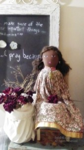Rose Marie Doll