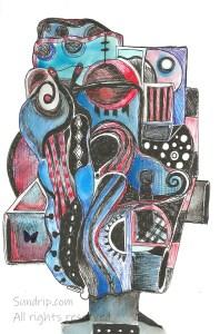 Fish Face Insanity by Sundrip