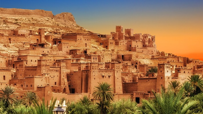 Image result for Ait Ben Haddou