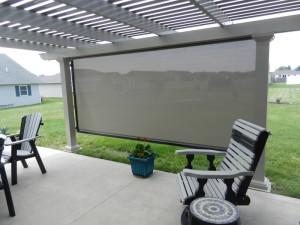 outdoor patio blinds sunesta