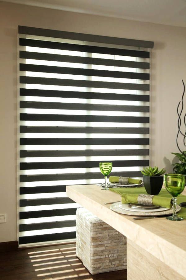 Zebra And Panel Track Blinds Now AVAILABLE Sunflex