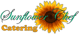 Sunflower Chef Catering logo