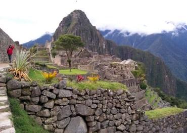 machu picchu in the land of the incas