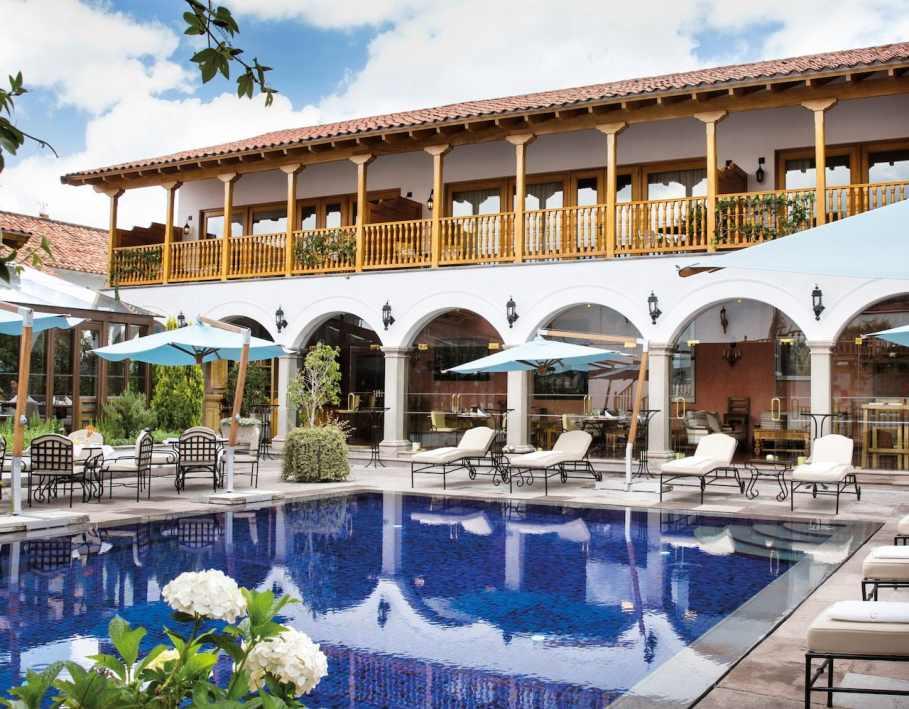 Palacio Nazarenas 2