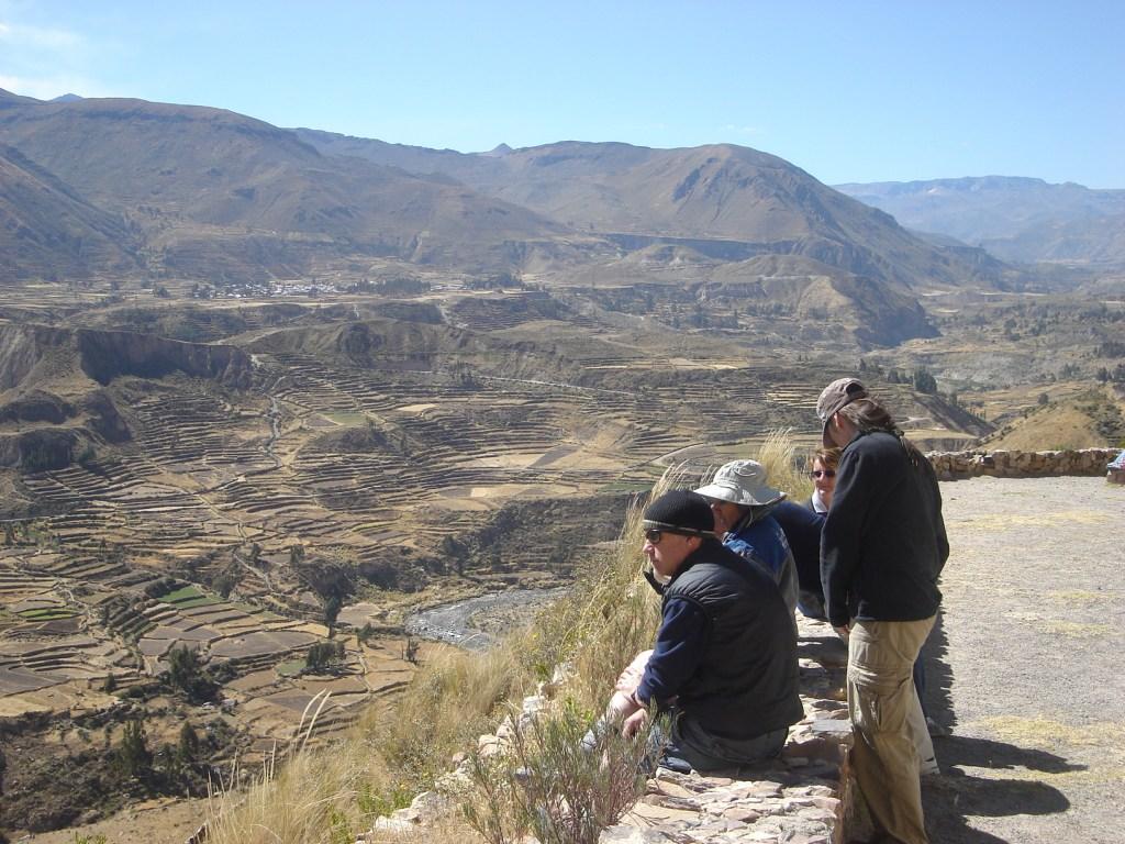 colca valley sp