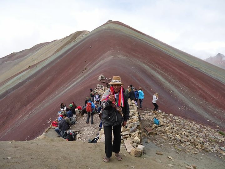 rainbow mountain vinincunca