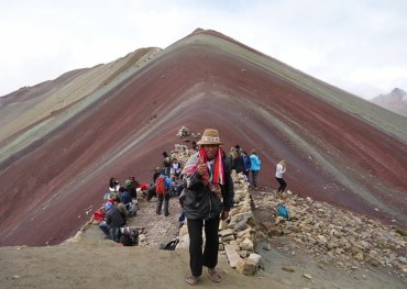 rainbow mountain vinincunca cusco
