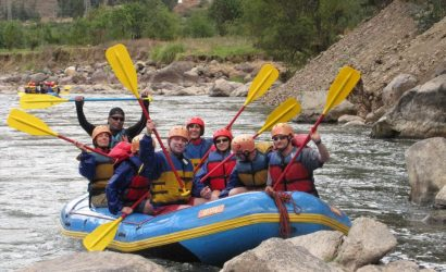 Full Day Urubamba River