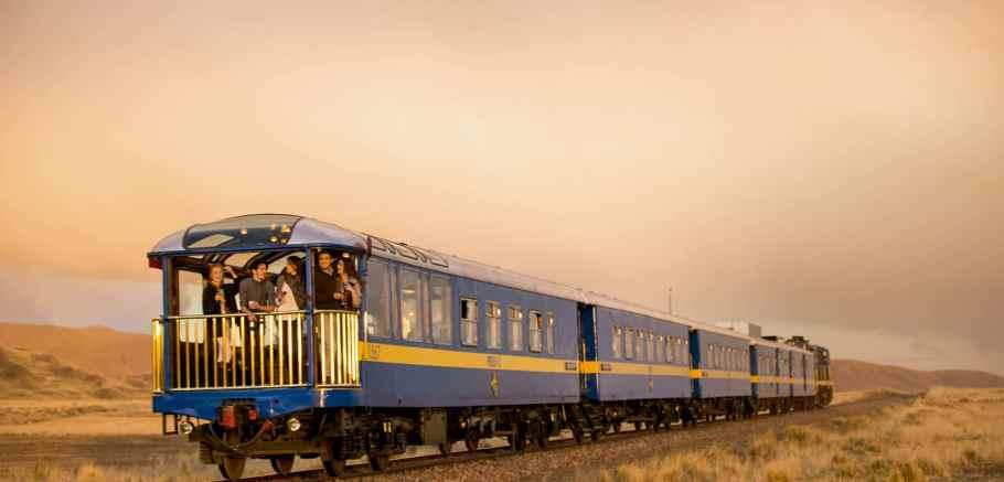 train titicaca