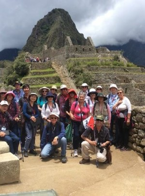 group tours machu picchu