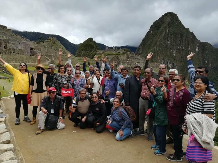 group tours machu picchu