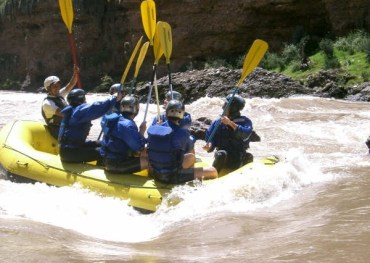 Tambopata Jungle Rafting Ad