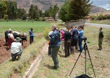 Fam Trip Peru