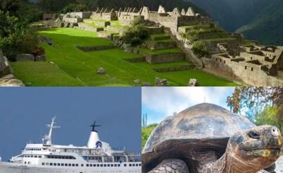 Peru - Ecuador - Galapagos cruise ship