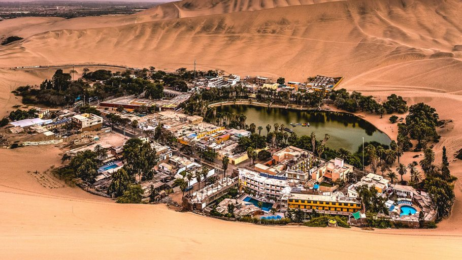 A desert filled with experiences tour