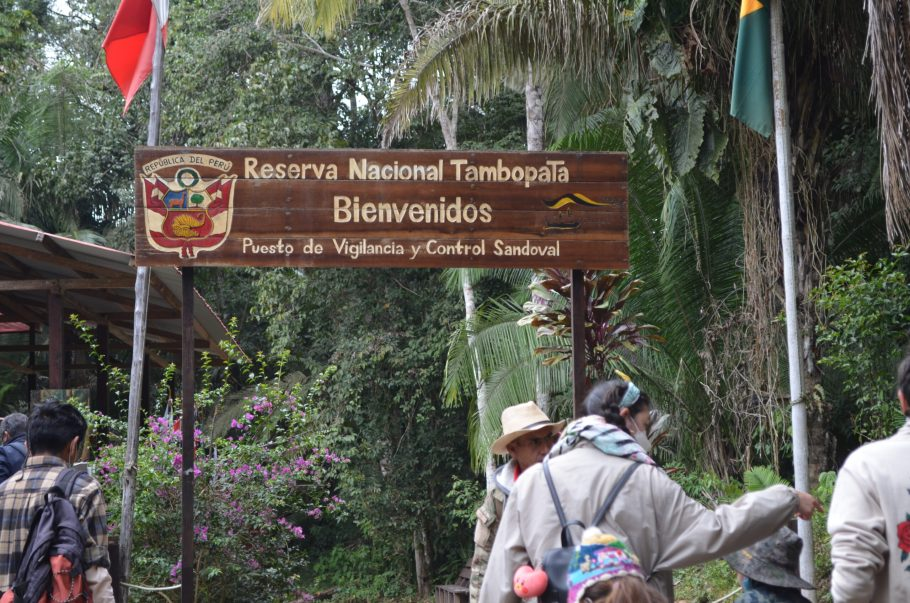 Tambopata National Reserve madre de dios