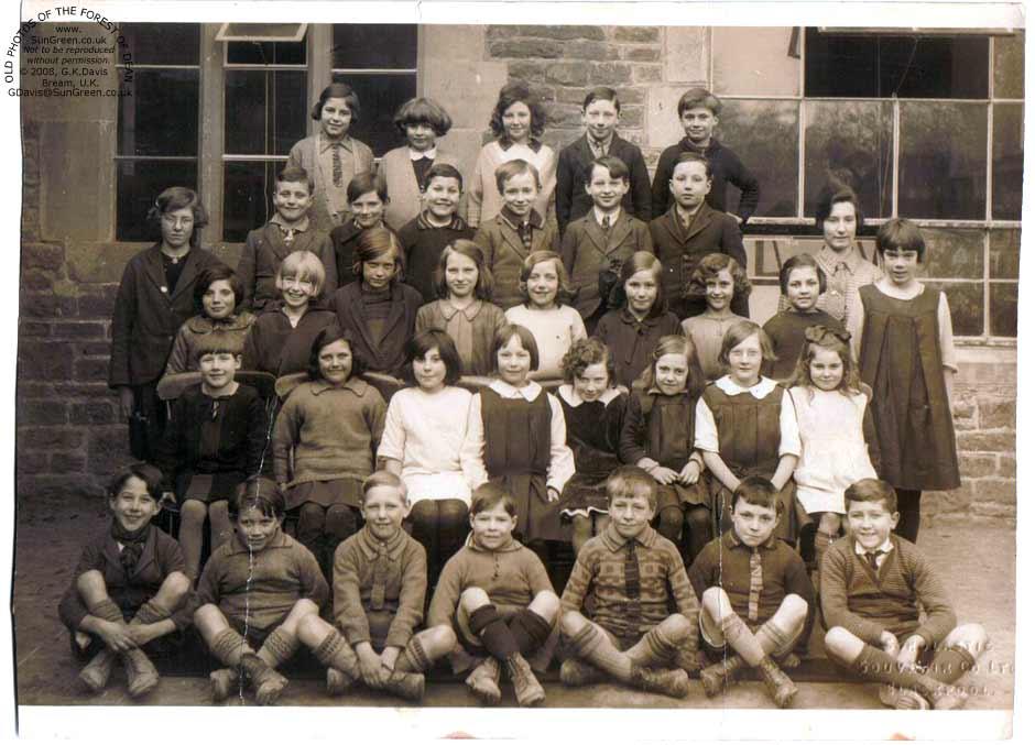 Chase School 1925