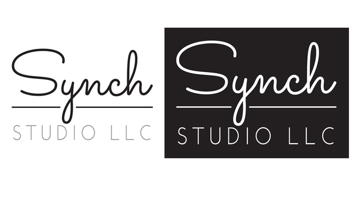 SynchStudio-Logo Design