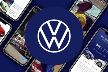 Volkswagen Brand Refresh 2019