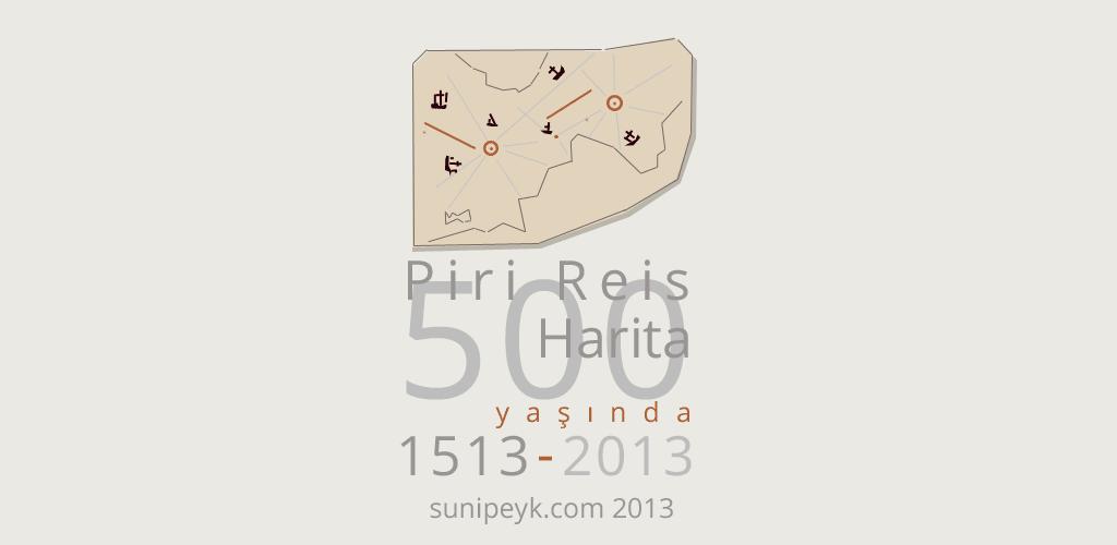 Piri Reis harita