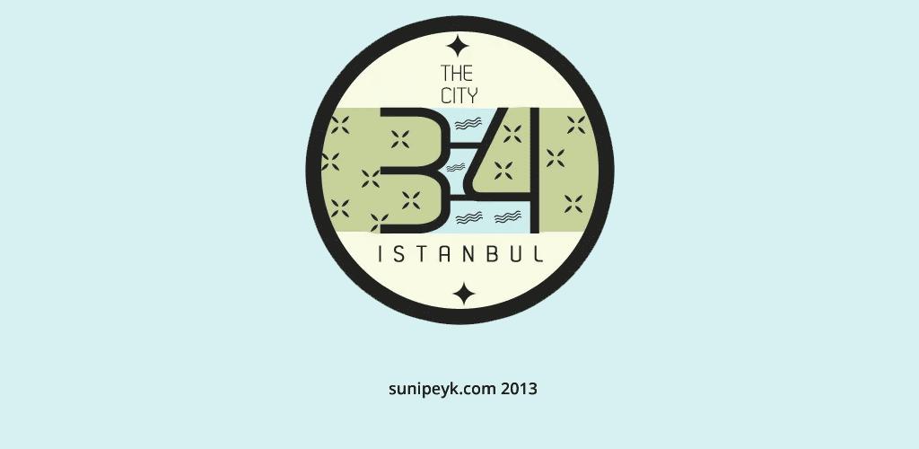 34 ile istanbul ikonu