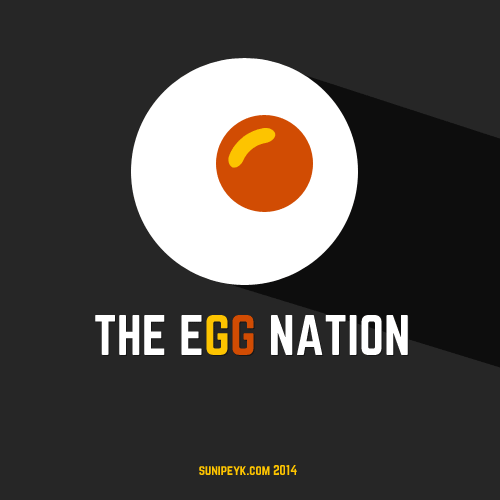 the egg nation