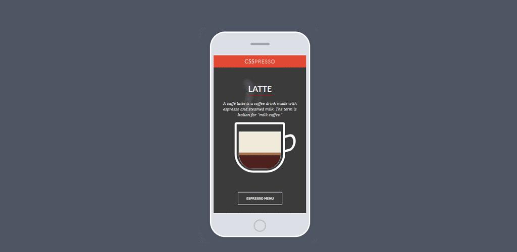 csspresso ikonu