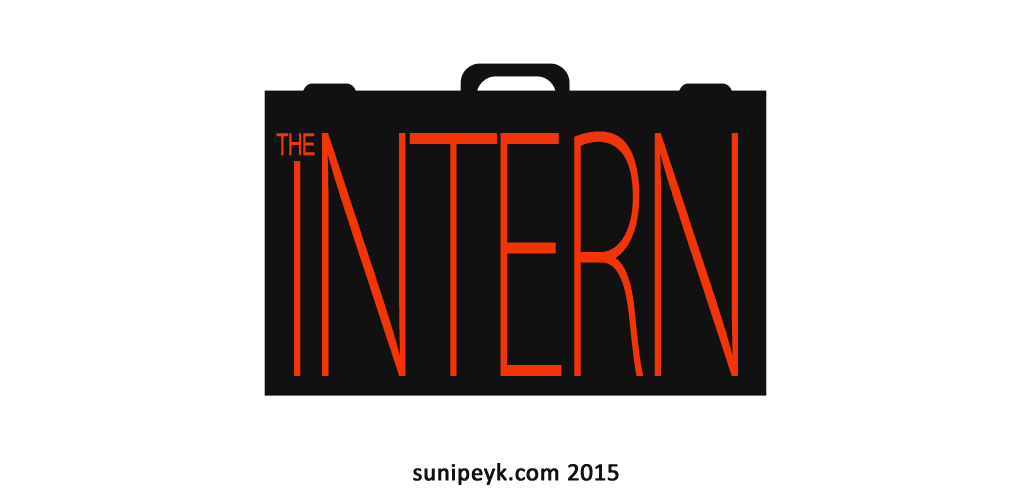 The intern film