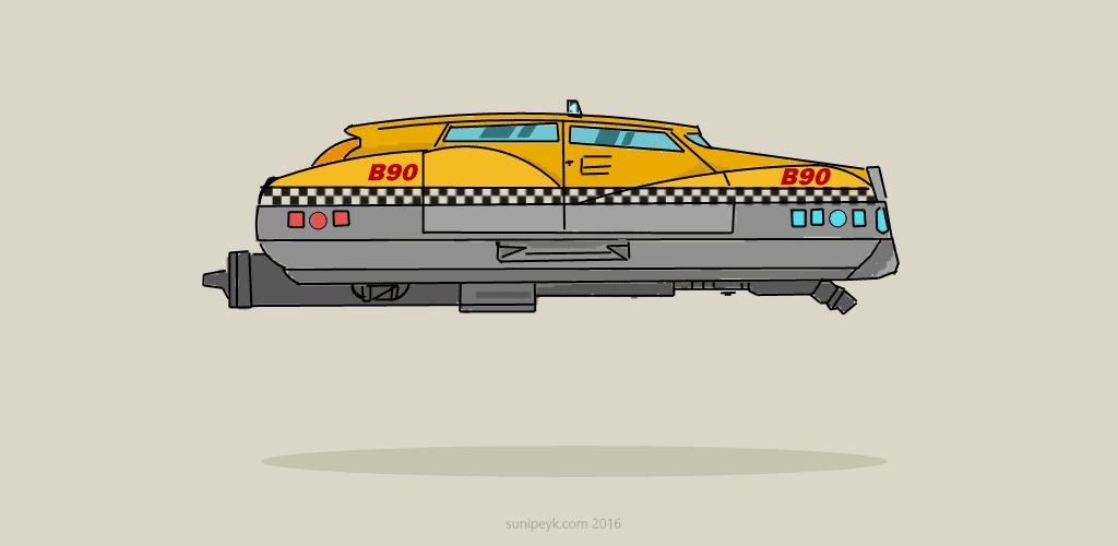 5th Element Taxi