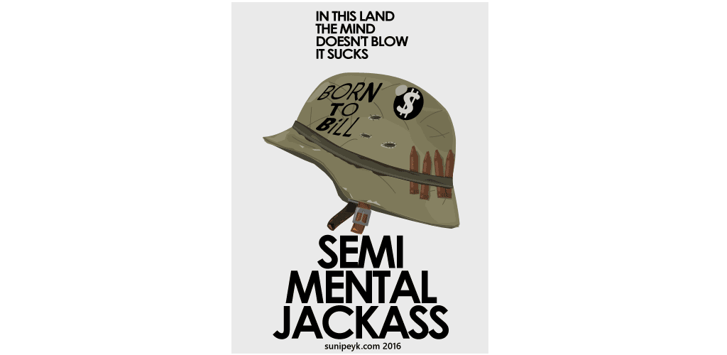 Semi Mental Jackass