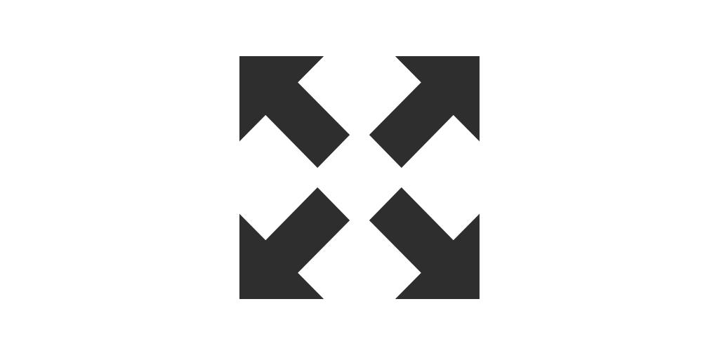responsive arrow