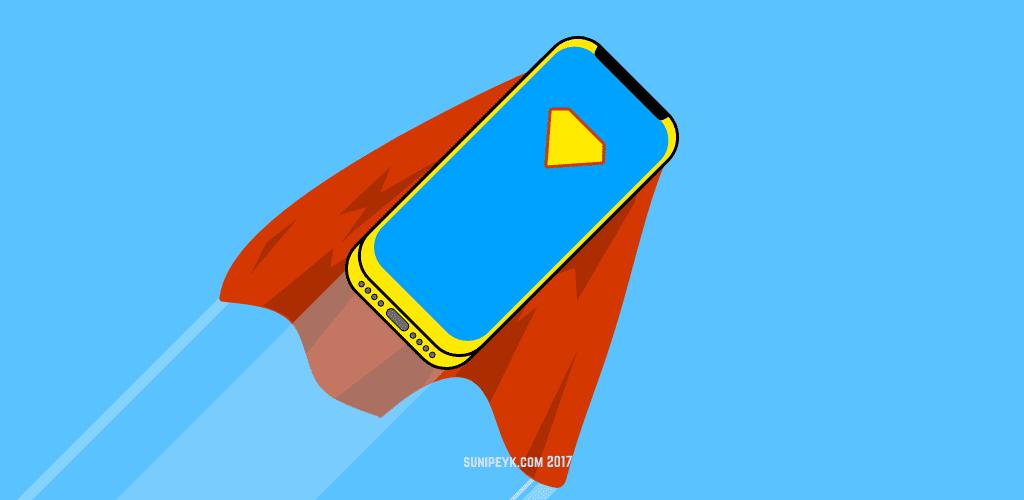 mobil hız