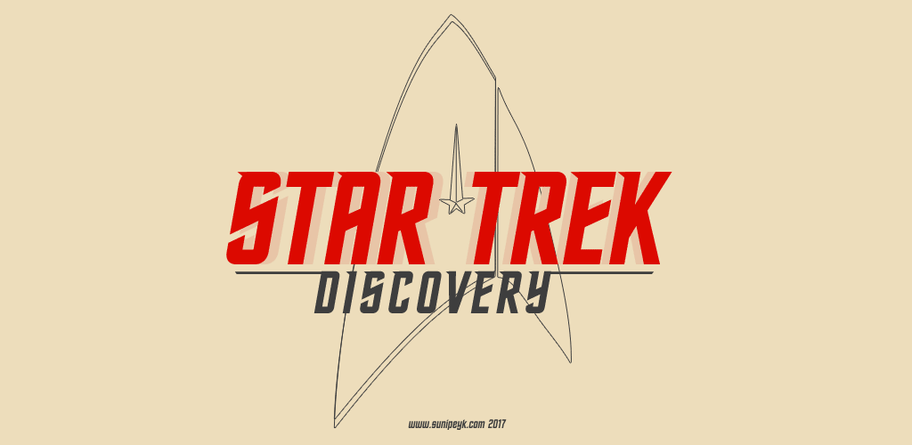 Star Trek Discovery, red