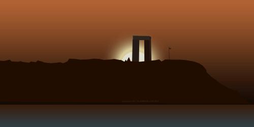Çanakkale anıtı
