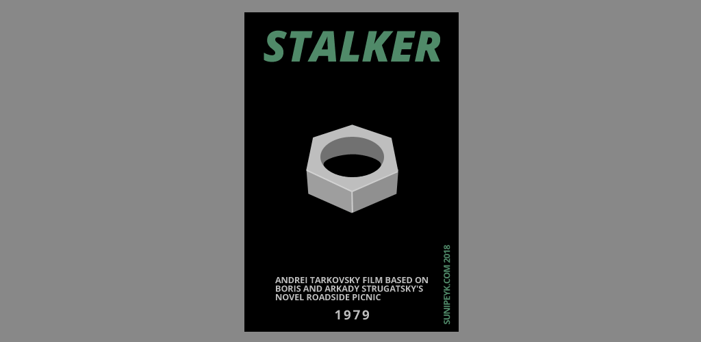 stalker posteri