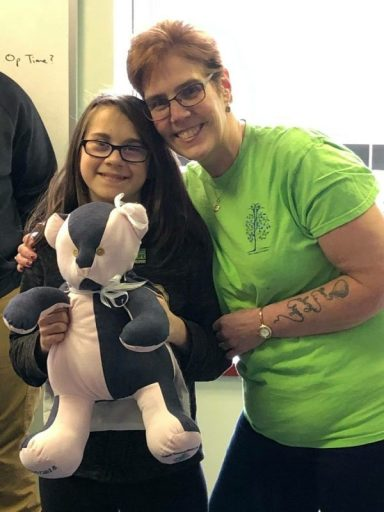'It was meant to be:' Kidney donor bonds with 12-year-old recipient