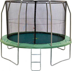 14ft Jumpking Capital Ultra Trampoline