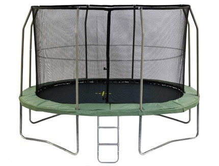 15ft x 10ft Jumpking Oval Capital Ultra Trampoline
